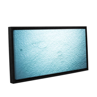 Brushstone Great Bear Rain Gallery Wrapped Floater-Framed Canvas Wall Art