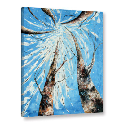 Brushstone Love That Preserves Gallery Wrapped Canvas Wall Art