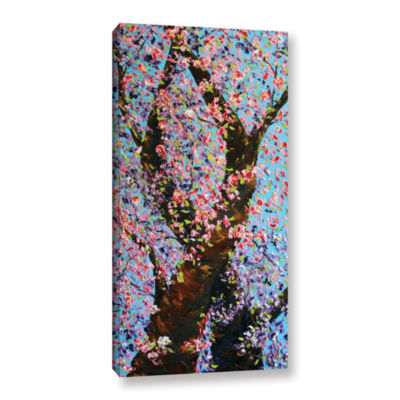 Brushstone Love Wound Gallery Wrapped Canvas WallArt