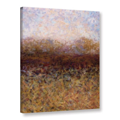 Brushstone Quiet Pasture Gallery Wrapped Canvas Wall Art