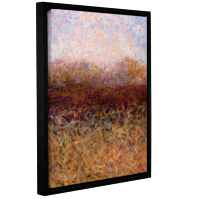 Brushstone Quiet Pasture Gallery Wrapped Floater-Framed Canvas Wall Art