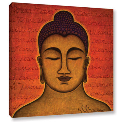 Brushstone Power Gallery Wrapped Canvas Wall Art
