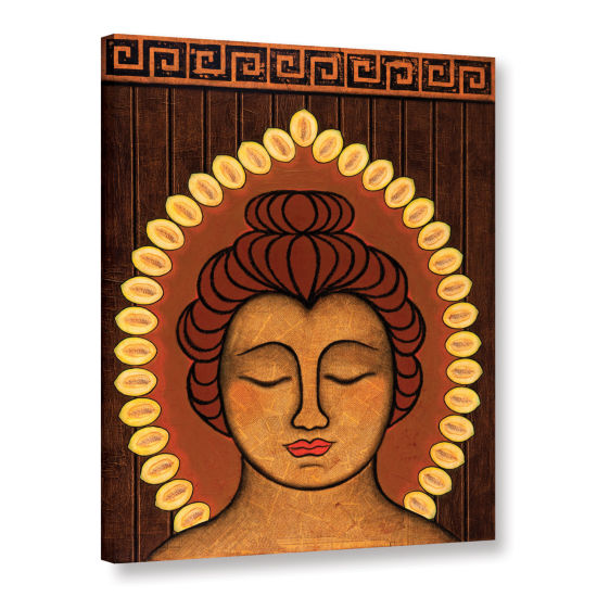 Brushstone Radient Peace Gallery Wrapped Canvas Wall Art
