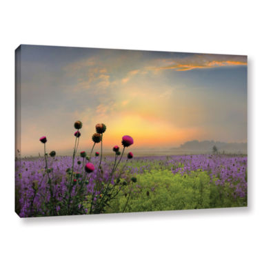 Brushstone Quiet Evening Gallery Wrapped Canvas Wall Art