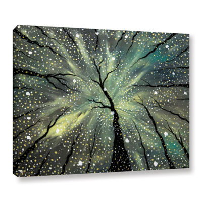 Brushstone Winter's Spell Gallery Wrapped Canvas Wall Art