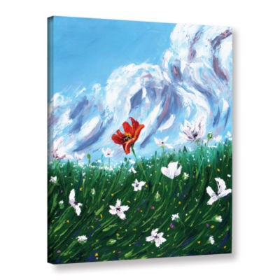 Brushstone What My Soul Knows Gallery Wrapped Canvas Wall Art