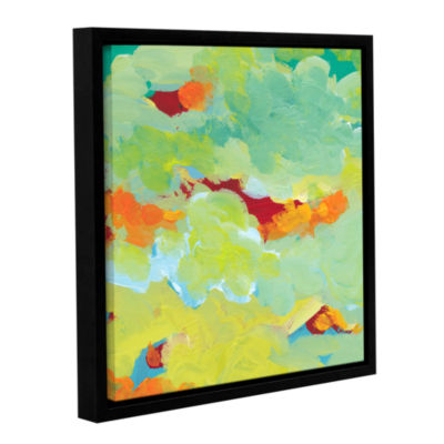 Brushstone When Landscapes Dream 2 Gallery WrappedFloater-Framed Canvas Wall Art