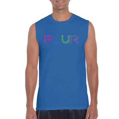 Los Angeles Pop Art Plur Tank Top