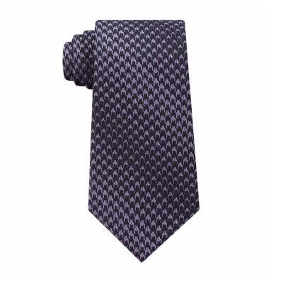 Van Heusen Vh Chrome Tie