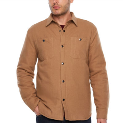 Big Mac Quilt Lined Shirt Jacket - Big