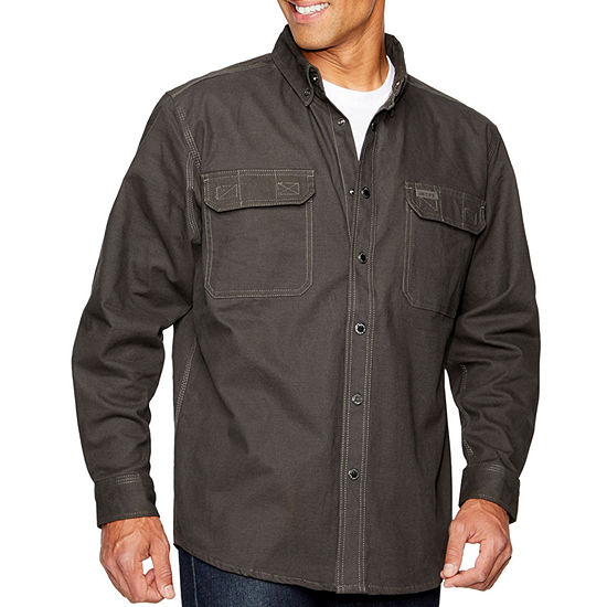 Smith Canvas Flannel Lined Work Shirt