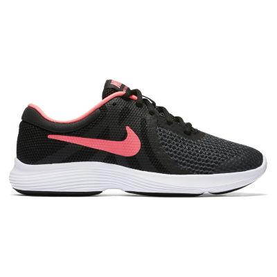 Nike® Revolution 4 Girls Running Shoes - Big Kids