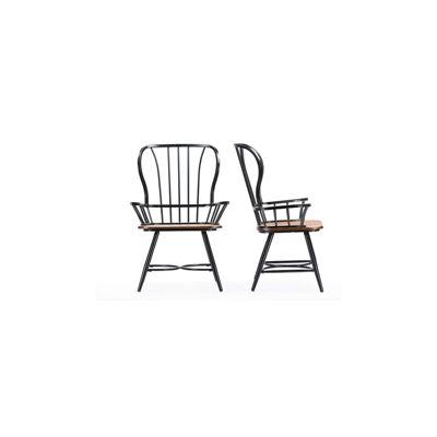 Baxton Studio Longford Armchair