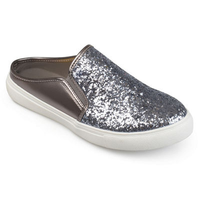 Journee Collection Womens Flori Slip-On Shoe Round Toe