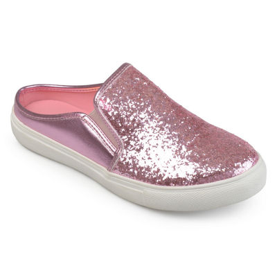 Journee Collection Womens Flori Slip-On Shoes Slip-on Round Toe