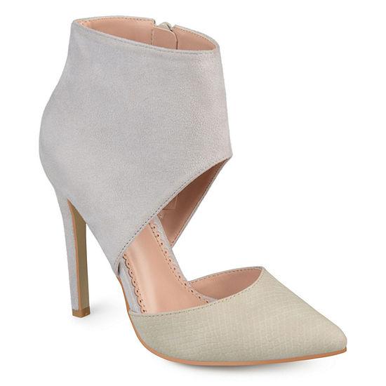 Journee Collection Womens Zinia Pumps Stiletto Heel