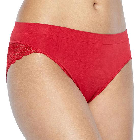 Ambrielle Knit High Cut Panty 12p050