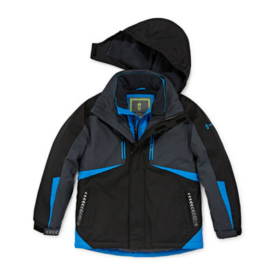 Free Country Boys Heavyweight Ski Jacket-Big Kid