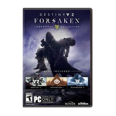 Destiny 2: Forsaken - Legendary Collection - Pc Video Game