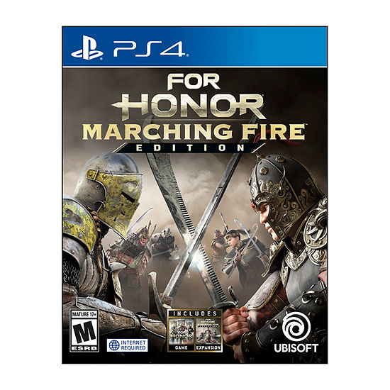 Playstation 4 For Honor Marching Fire Edition Video Game