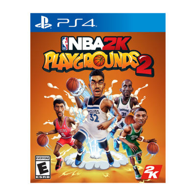 Playstation 4 Nba 2k: Playgrounds 2 Video Game