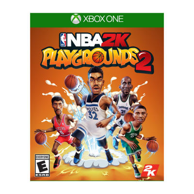 XBox One Nba 2k: Playgrounds 2 Video Game