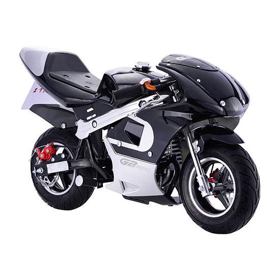 MotoTec GBmoto Gas Pocket Bike 40cc 4-Stroke