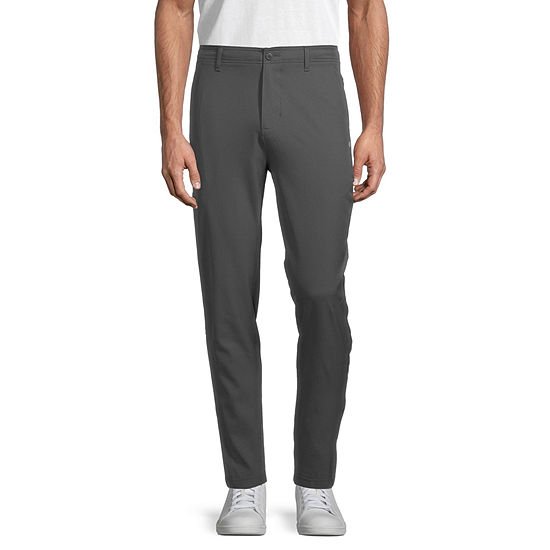 Xersion Mens Mid Rise Slim Fit Pull-On Pants