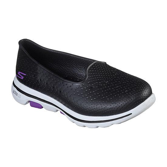 Skechers Womens Slip-On Shoe