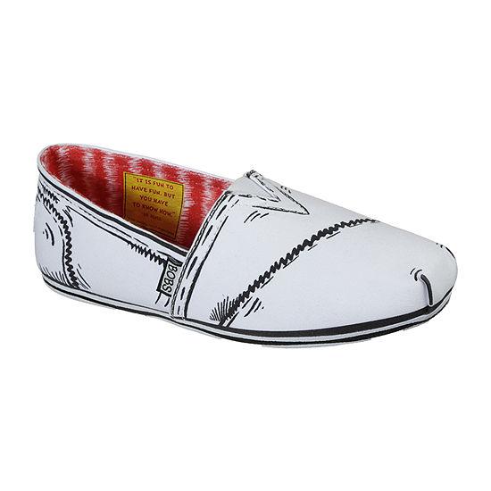 Skechers Bobs Womens Plush - Good & New Slip-On Shoe