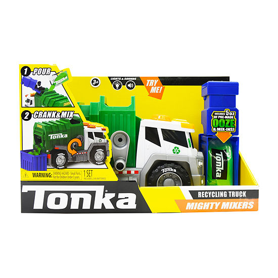 Tonka Lights and Sounds Recycle Truck