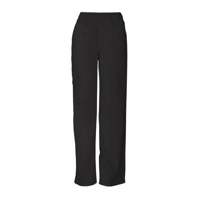 Dickies® Mens Zip-Fly Pull-On Scrub Pants