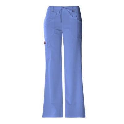 Dickies® Womens Drawstring Cargo Pants–Plus