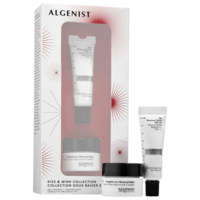 Algenist Kiss and Wink Collection