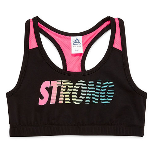 Xersion Performance Sports Bra - Girls' 7-16 and Plus