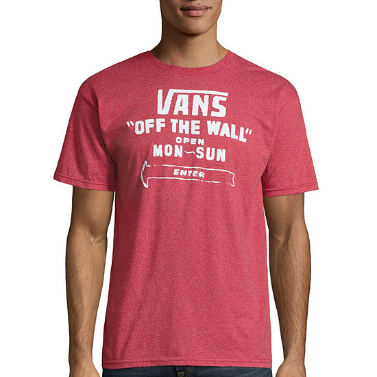 Vans Open For Vans Graphic T-Shirt
