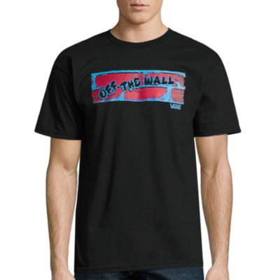 Vans Brick Wall Graphic T-Shirt