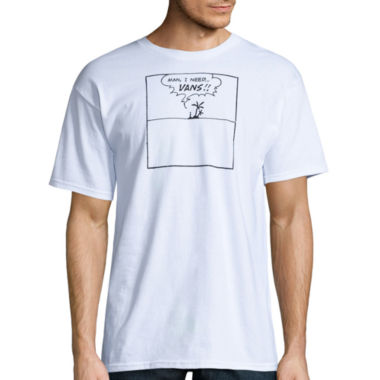 Vans Beached Out  Graphic T-Shirt