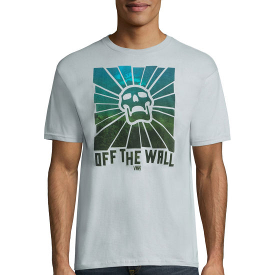 Vans Skull Graphic T-Shirt