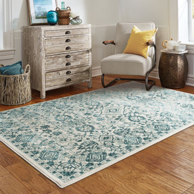 Covington Home Jana Bureau Rectangular Rug