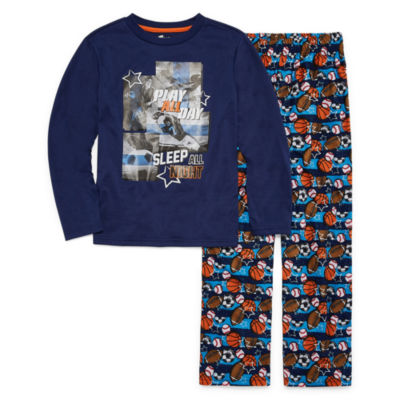 Play All Day Sport 2 Piece Pajama Set - Boys 4-20
