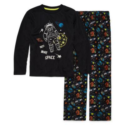 Space 2 Piece Pajama Set - Boys 4-20