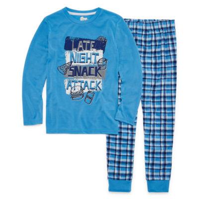 PJ's All Day 2 Piece Pajama Set - Boys 4-20