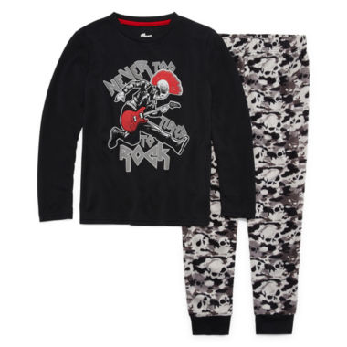 Rocker 2 Piece Pajama Set - Boys 4-20