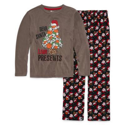 Holiday 2 Piece Pajama Set - Boys 4-20