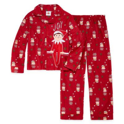 Elf on the Shelf 2-pc. Pajama Set Boys