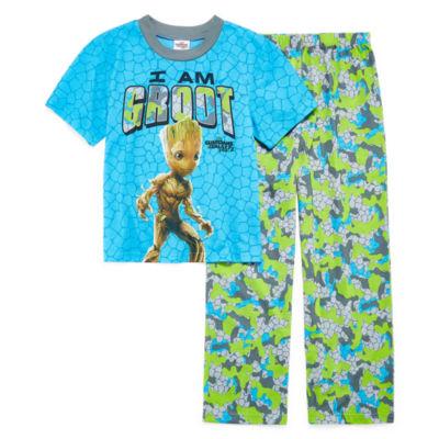 2-pack Pajama Set Boys