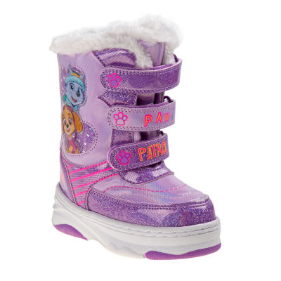 Paw Patrol Girls Snow Boots - Toddler