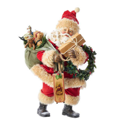 "Kurt Adler 11.75"" Fabriché™ Vintage Styled Santa"
