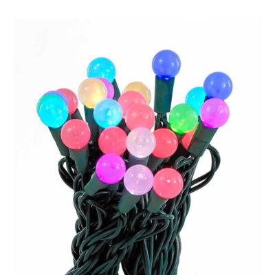 Kurt Adler 35-Light Color-Changing Ball Light Set